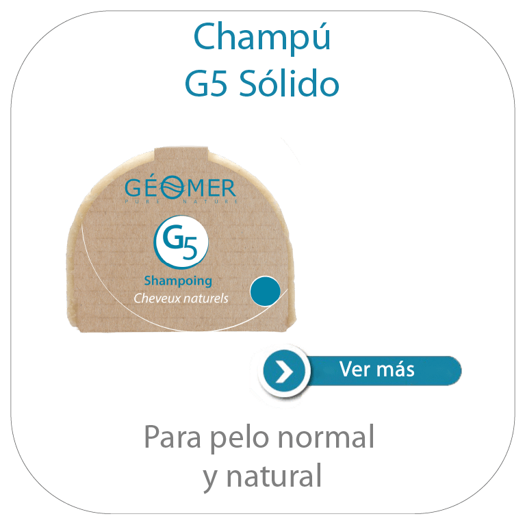 Champú G5 sólido