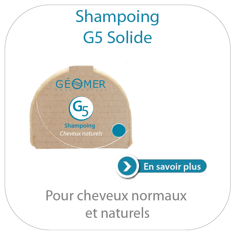 shampoing solide G5