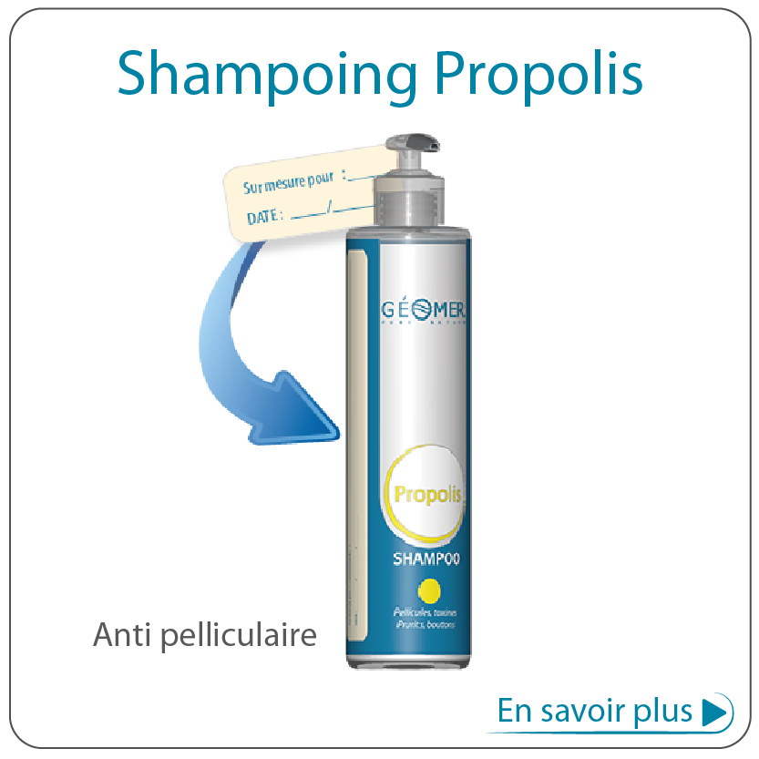 Shampoing Propolis