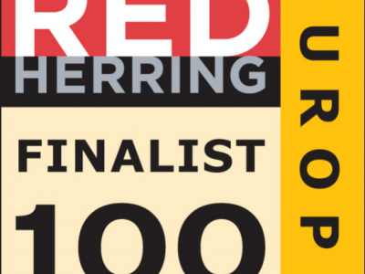 Géomer finaliste du Top 100 Red Herring Europe 2018