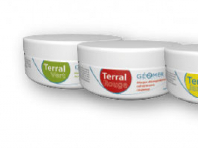 How to use Terrals Geomer clay masks?
